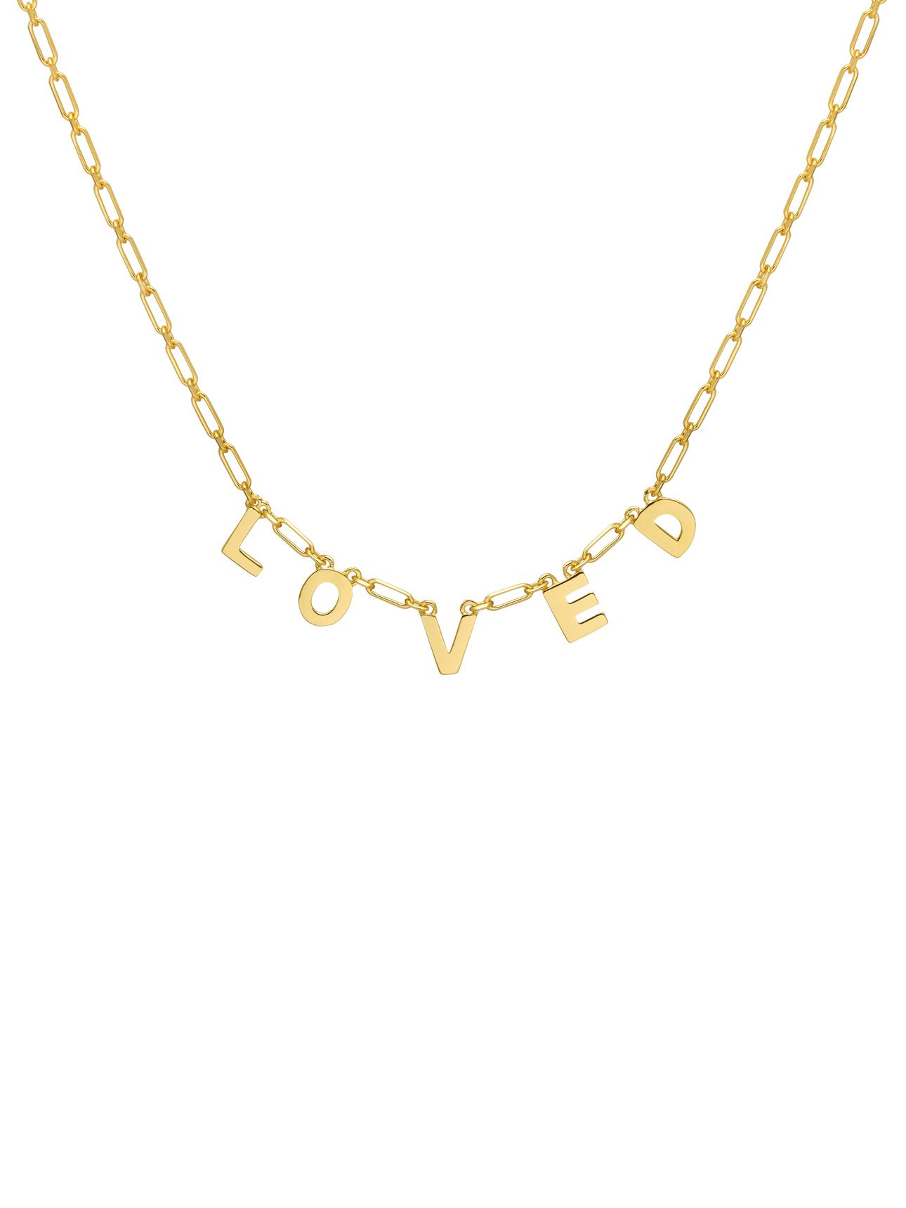 Loved Chain Necklace