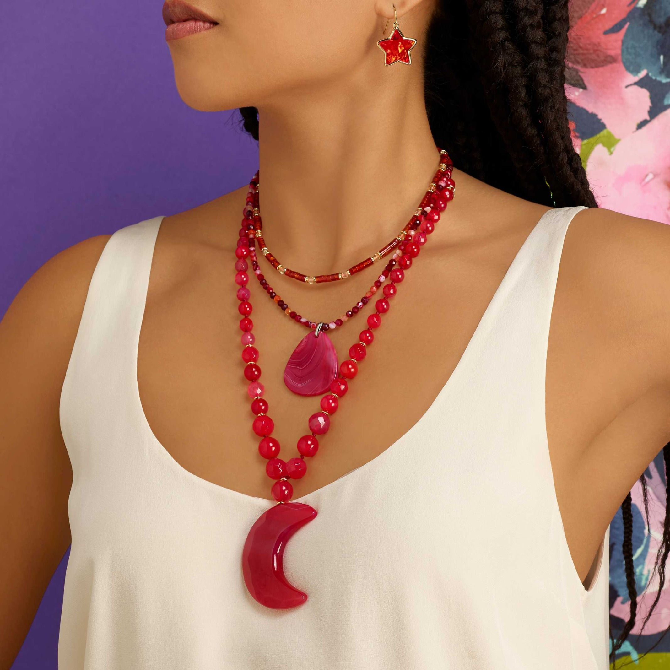 Lola Rose Jewellery AW21 Shop the Look 4