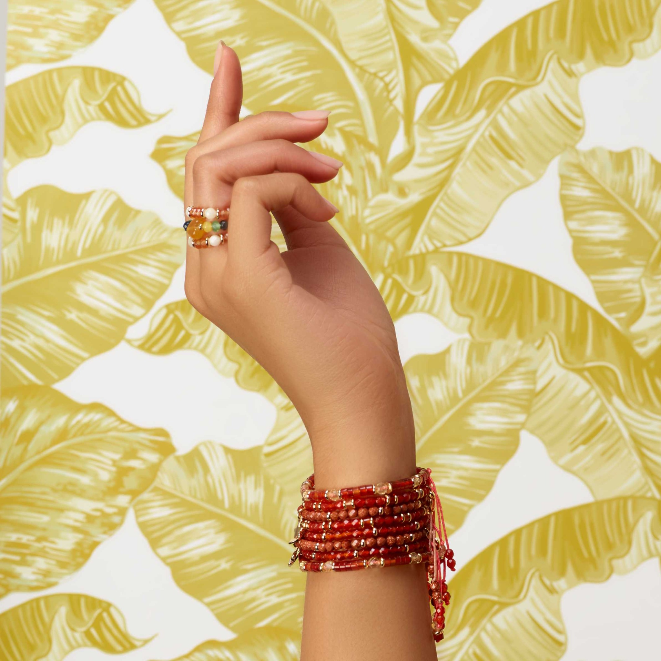 Lola Rose Jewellery AW21 Shop the Look 1